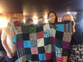 Open House Charity Blanket